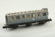 Arnold N 3042 carrozza con scompartimenti 4. classe KPEV staub / SPORCO