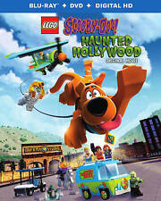 LEGO Scooby-Doo: Haunted Hollywood (Blu-ray Disc, 2016, 2-Disc Set) NEW
