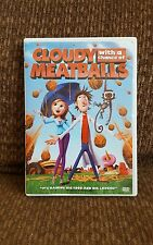 Dvd Disney like Cloudy with a Chance of Meatballs