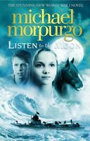 Listen to the moon by Michael Morpurgo (Hardback) Expertly Refurbished Product