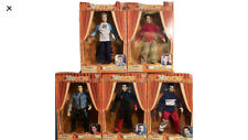 All 5 Original N'Sync Marionette Dolls 2000 No Strings Attached Living Toyz