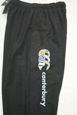 Canterbury Mens Uglies Open Hem Stadium Track Pants Black M only