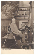 BRITON RIVIERE The Artist Series Postcard by Tuck, Early Undivided Back