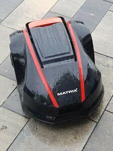 Matrix Automowtic Mähroboter MOW800 m² - Rasenmäher + Zubehör
