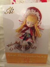 AI BJD DOLL  Rare Limited edition  Mint Condition Ship Worldwide