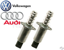 NEW Audi Q7 VW Passat Touareg 3.6L Pair Set Of 2 Camshaft Adjusters Genuine