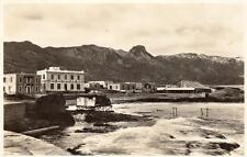 More details for sea view hotel kyrenia cyprus rp old pc used 1929