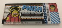 Phish PTBM Ticket Stub Magnet NYC MSG New York City NYE 12/31/16 New Years Eve