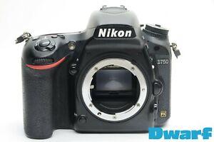 Nikon D750 BODY DIGITA SLR CAMERA from Japan!!