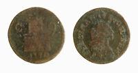s1532_3) Napoli Regno Ferdinando IV (1759-1816) 9 cavalli 1790 CIRCOLATO
