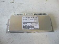 MERCEDES SL500 R230 2003 ESP ECU MODULE 0325456532Q03 4919