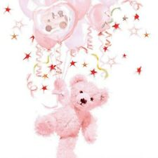 20 Paper Party Napkins Teddy Rose Pack 20 3 Ply Serviettes 50% OFF Clearance