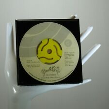 Carole King -  Drink Coaster Made with The Original 45 rpm Record