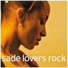 Sade Lovers rock (2000) [CD]