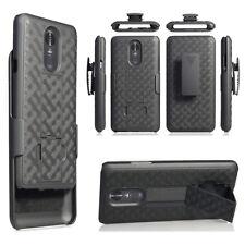 For LG Stylo 4  Q Stylus  Stylo 4 Plus  Holster Case Cover Belt Clip Stand Slim