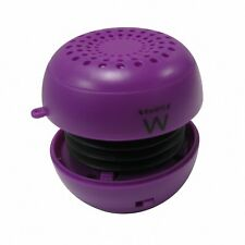 Ewent EW3532 eBubble Speaker for Smartphone/Tablet Mini Altoparlante Purple
