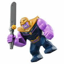 LEGO Marvel Super Heroes Thanos MINIFIG from Lego set #76107 Brand New