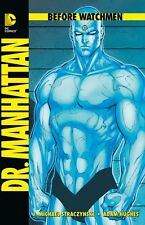BEFORE WATCHMEN HC # 7 VARIANT - DR. MAHATTAN - Lim- 666 EX. - PANINI 2013 - OVP