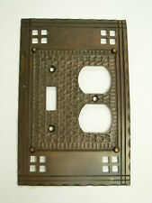 Toggle Outlet Mission Switch Plate Cover