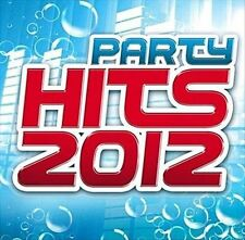 VARIOUS ARTISTS PARTY HITS 2012 NEW CD