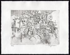 """""""SOUTHWEST MOSAIC""""  original etching signed numbered ed 25..  mjonesart"""