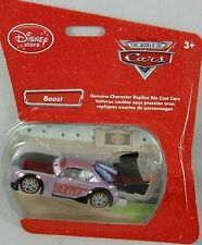 Disney Pixar Cars Disney Store Exclusive Boost Die Cast  Bubble package NEW