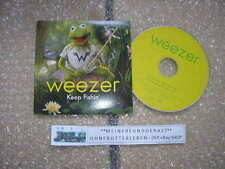 CD Pop Weezer - Keep Fishin (2 Song) MCD GEFFEN / Muppets Kermit