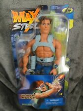 New ListingMax Steel Super Agent Action Figure