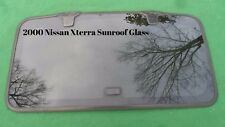 2000 NISSAN XTERRA OEM FACTORY SUNROOF GLASS PANEL NO ACCIDENT FREE SHIPPING!