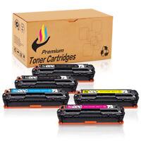 5 Toner Cartridge CB540A -3A 125A Set For HP Laserjet CP1515n CM1312nfi CP1518ni
