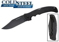 Cold Steel - XL RECON 1 Folding Knife Clip Point Plain Edge 27TXLC NEW