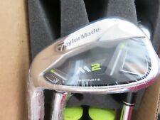 LH * NEW * TaylorMade 2017 M2 * 4-PW  Irons Reax Steel REGULAR