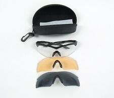 Ballistic Top View Spectacles & Replacement Lenses Elite Italian Military Kit