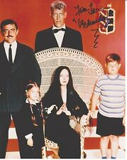 Lisa Loring Signed Photo - The Addams Family (1964-1966) WEDNESDAY - RARE!