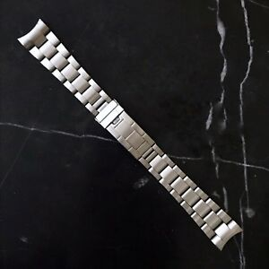 20mm Stainless Steel Replacement Oyster Watch Bracelet Made For Rolex Submariner