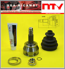 GRFT033 Cv Joint Drive Shaft Wheel LANCIA DELTA III (844) 1.4 1.6 08 ->