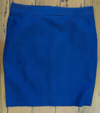 Regular Size Solid Mid-Calf Straight, Pencil Skirts for Women