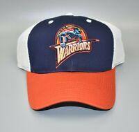 Golden State Warriors Reebok NBA Vintage Logo Mesh Back Snapback Cap Hat