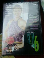 (Fw) Debbie Siebers' Slim In 6 (Beachbody-2 Dvd Set) *New Factory Sealed*