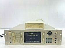 Akai S5000 Midi Stereo Digital Sampler WITH Plexwriter 12/10/32S #5216