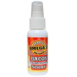 Bacon Flavor Dog Food Topper 2 oz
