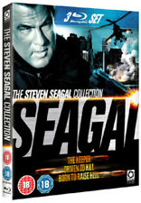 Driven to Kill/The Keeper/Born to Raise Hell Blu-ray (2010) Steven Seagal