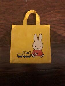 Vintage Dick Bruna Miffy Vinyl Bag