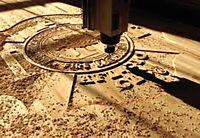 3D Model CNC Router STL File Artcam Aspire Vcarve Wood Carving Ordered Models