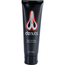 DZ Nuts Mens Chamois Cream Bike Race Ride Anti Bacterial Chaffing No Bumps 4oz