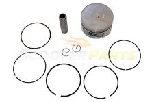 Piston Kit w Rings 250cc For Jonway YY250 YY250T 250cc Touring Scooter Moped