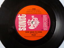 Diesel ‎– Goin' Back To China / Remember The Romans   SON 2207  VG+
