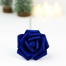 12X 50X Foam Rose Artificial Fake Flowers Party Wedding Bride Bouquet Home Decor