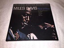 Miles Davis Kind Of Blue MOFI 2Lp 45rpm 180g Boxset  Sealed