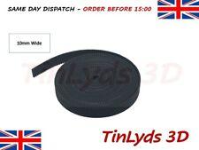 GT2 Timing Belt 10mm wide - Prusa RepRap 3D printer part - CNC machine